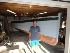 Boat Builder Shares Plans, Photos Using Marine Plywood and Exotic Woods