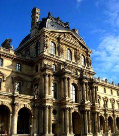 Louvre Entrance - Paris, France