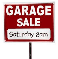 Tips and Tricks on how to effectively shop a garage sale so that you get what you are looking for at the price you are looking for!