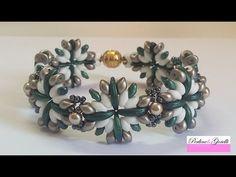 Bracciale Desert Collaborazione con Perline e Gioielli (DIY Tutorial Desert Bracelet) - YouTube