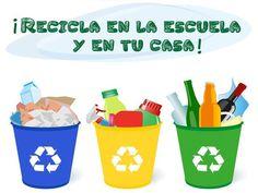 campañas de reciclaje en escuelas - Buscar con Google