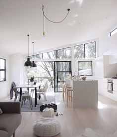 A Minimal and Liveable New Zealand Home By The Beach | Design*Sponge