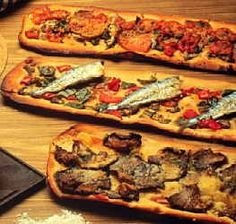 Coca de recapte Quiches, Around The World Food, Spanish Tapas, Food Concept, Cooking Recipes, Healthy Recipes, Tacos, Food Decoration, Kitchen Dishes