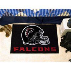 Atlanta Falcons Door Mat Rug Doormat | Atlanta Falcons Fan Gear ...