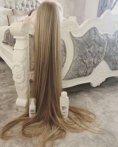 Uk Hairstyles, Straight Hairstyles, Hair Gif, Blonde Hair Black Girls, Super Long Hair, Beautiful Long Hair, Pin Up, Hair Beauty, Long Hair Styles