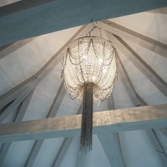 Great Gatsby 1920s inspired chandelier (BHS stock the most beautiful lights)