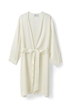Garcia Kimono Dress, Vanilla Ice