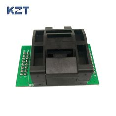 QFP32 TQFP32 LQFP32 to DIP32 Universal Programming Socket Pitch 0.5mm IC Body Size 5x5mm Test Adapter Programmer