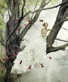 Cade Martin's Fairy Tale Wedding