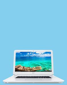 The Chromebook 15.