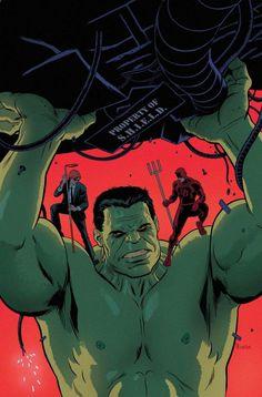 #Hulk #Marvel