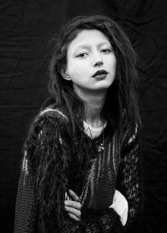 Evelina Mambetova by Jimmy Fontaine