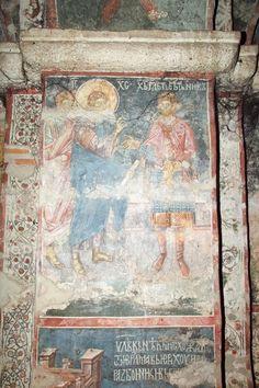 BLAGO | BLAGO : Decani : 29 Christ Talking to the Centurion at Capernaum