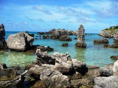 Tobacco Bay, Bermuda....this was THE MOST amazing place I have ever been to....sigh!