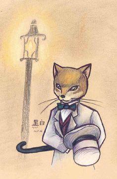 The cat returns - baron. The Cat Returns Baron, Studio Ghibli Tattoo, Pom Poko, Tales From Earthsea, Secret World Of Arrietty, Studio Ghibli Characters, Devian Art, Castle In The Sky, My Neighbor Totoro