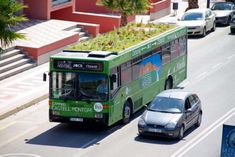 Project puts gardens on bus roofs to purify city air   Crave - CNET