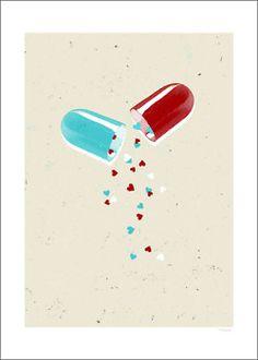 it's a trap Pharmacy Student, Pharmacy School, Pharmacy Humor, Pharmacy Design, Medical Wallpaper, Art Inspo, Chemistry, Drugs, Doodles