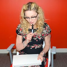 Madonna's Opinion On 10 Completely Random Things http://www.buzzfeed.com/mjs538/madonnas-opinion-on-completely-random-things