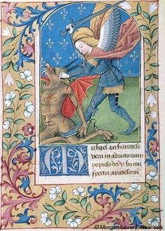 Book of Hours, MS M.1001 fol. 149r - Images from Medieval and Renaissance Manuscripts - The Morgan Library & Museum