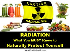 Radiation – What You MUST Know to Naturally Protect Yourself