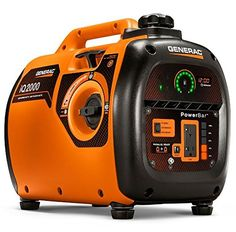 Generac's iQ2000 is the ideal generator for powering your desired loads in a variety of outdoor environments including parks campsites backyard parties and tailgating events. Third-party testing ...