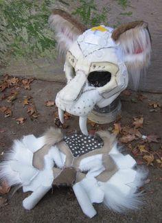 How DO you make those Animal Costumes? (Fursuits)