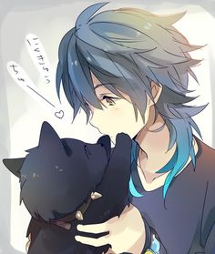 Aoba and Ren - Dramatical Murder