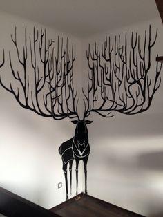 Deer/tree?
