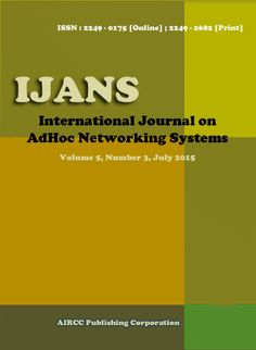 In recent years, AdHoc networks have been attracting much interest in both academic and industrial communities. International Journal on AdHoc Networking Systems is an open access peer-reviewed journal that serves as a forum to discuss on ongoing research and new contributions. http://airccse.org/journal/ijans/ijans.html