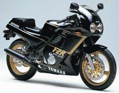 FZR 250, 1986-1987