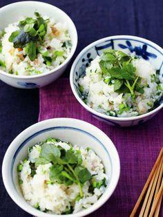 しょうが好きに愛される、ほくほくの混ぜごはんレシピ|『ELLE a table』はおしゃれで簡単なレシピが満載!
