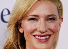 Maquiagem Cate Blanchett!