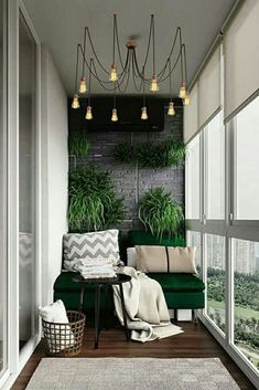 8 Amazing Inspiring Balcony Design Ideas If you're fortunate enough to have a balcony, then you owe it to yourself and all of your friends to make the majority of it. Before running out and p. Interior Balcony, Apartment Balcony Decorating, Apartment Balconies, Interior Design Living Room, Living Room Decor, Balcony Furniture, Furniture Showroom, Small Balcony Decor, Small Balcony Design