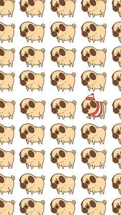 Imagen de dog, background, and pattern