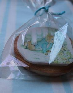 Mis cosas de fondant: Fiesta de cumpleaños de Peter Rabbit