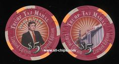 All-Chips.com: Casino Chips: Atlantic City Casino Chips & More: Chip Detail
