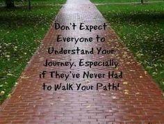 WALK MY PATH