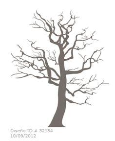 arbre stylisé japonais