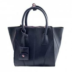 $18.57 Elegant Women's Tote Bag With Zipper and Pendant Design