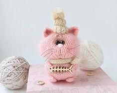 169 Best Crochet Cats images | Crochet, Crochet cat, Crochet patterns | 187x235