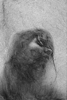 Single stroke portrait by Paolo Ceric