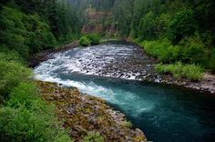 The Clackamas River southeast of Estacada. Clackamas County Scenic Images [154 images]