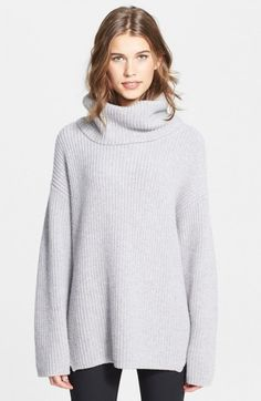 Theory Naven Cowl Neck Sweater | Clothing