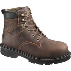 Wolverine Men's Nolan Boot, W10103, Gunmetal