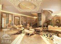 Lobby Entrance Design for Villas, Houses & Palaces algedra.ae