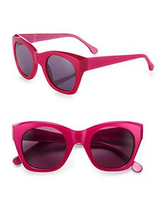 9f3d5bd7b28 Elizabeth and James - Leary Angular Square Sunglasses at Saks Wayfarer  Sunglasses