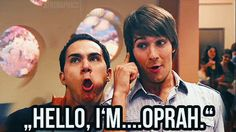 Big Time Rush, Carlos.. Haha!