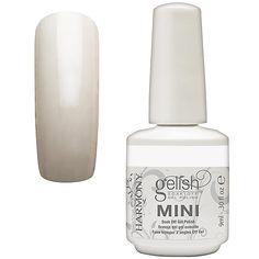Gelish Soak Off Gel Nail Polish perfoms like a gel, applies like a polish.