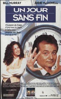 Bill Murray, Cinema Movies, All Movies, Movie Gifs, I Movie, Harold Ramis, Andie Macdowell, Inspirational Movies, Groundhog Day