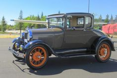 We have a 1929 Ford Model A Special Coupe coming up for online bidding!